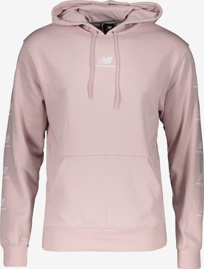 new balance Sweatshirt in pink, Produktansicht
