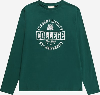 OVS Shirt in smaragd / weiß, Produktansicht