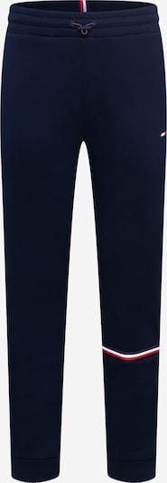 Pantaloni sportivi Tommy Sport di colore blu scuro / rosso / bianco, Visualizzazione prodotti