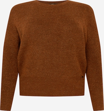SAMOON Pullover 'Celine' in karamell, Produktansicht