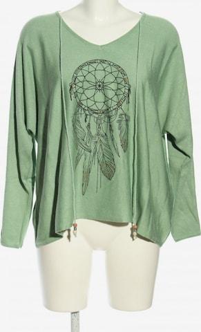 Golden Days Top & Shirt in XL in Green