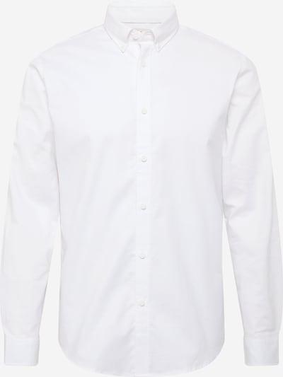 ESPRIT Chemise business en blanc, Vue avec produit