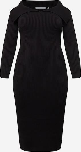 NU-IN Plus Kleid in schwarz, Produktansicht