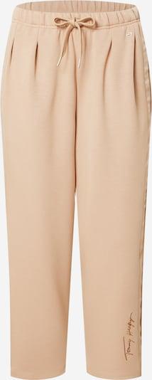 Klostuotos kelnės iš TOMMY HILFIGER, spalva – smėlio, Prekių apžvalga