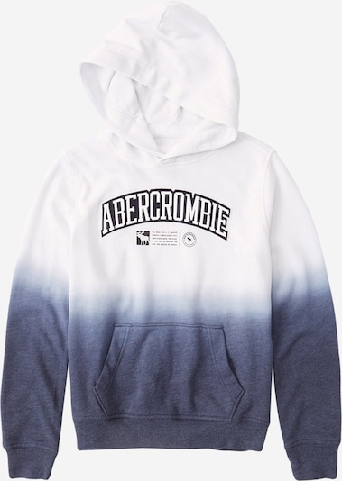Abercrombie & Fitch Sweatshirt in navy / white, Item view