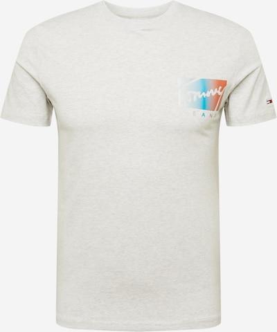 Tommy Jeans T-Shirt in graumeliert, Produktansicht