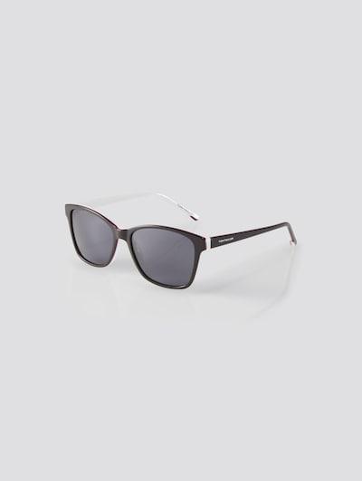 TOM TAILOR Eyewear Wayfarer Kinder-Sonnenbrille in schwarz / weiß, Produktansicht