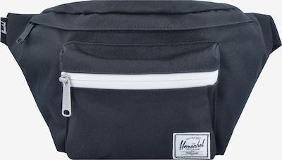 Herschel Jostas soma 'Seventeen', krāsa - melns / balts, Preces skats