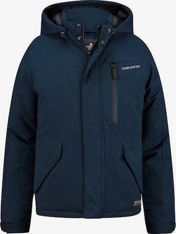 Retour Jeans Between-season jacket 'Vic' in Blue