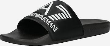 EA7 Emporio Armani Μιούλ σε μαύρο