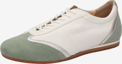 SIOUX Sneakers in Mint / Silver / White, Item view