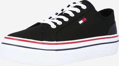 Tommy Jeans Sneakers in Dark blue / Red / Black / White, Item view