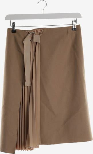 Marc O'Polo Pure Wickelrock in S in camel, Produktansicht
