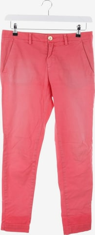 Aglini Pants in S in Red