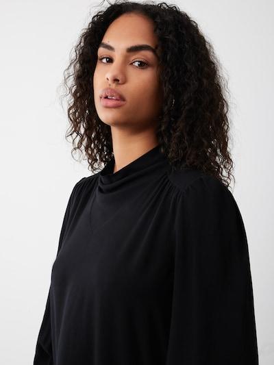 Bluză 'Ava' Aligne pe negru, Vizualizare produs