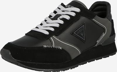 Sneaker low 'NEW GLORYM' GUESS pe gri / negru, Vizualizare produs