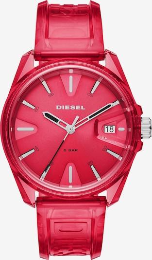 DIESEL Uhr in rot, Produktansicht