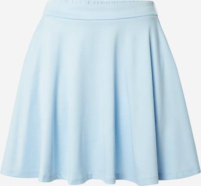 VILA Rok 'TINNY' in de kleur Lichtblauw, Productweergave