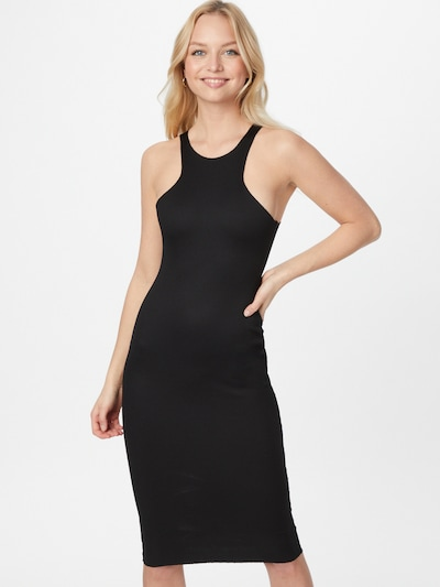 Missguided Pouzdrové šaty - černá, Model/ka