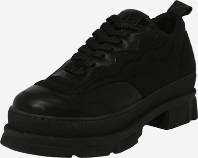 Sneaker low 'MILLE' SELECTED FEMME pe negru, Vizualizare produs