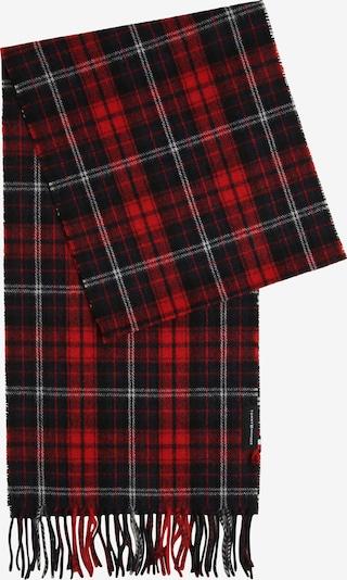 TOMMY HILFIGER Szalik w kolorze czerwony / czarny / białym, Podgląd produktu