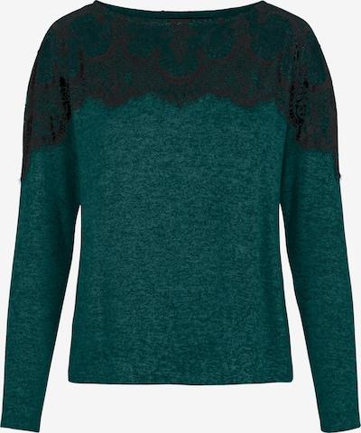 VERO MODA Shirt 'BLIMA' in Emerald / Black, Item view