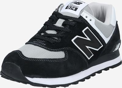 fekete / fehér new balance Rövid szárú edzőcipők 'ML574', Termék nézet