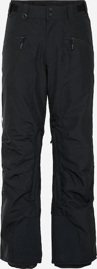 QUIKSILVER Pantalón de montaña 'BOUNDRY' en negro, Vista del producto