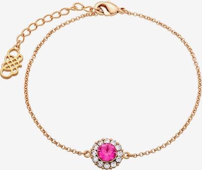 LILY AND ROSE Zapestnica 'Celeste' | rožnato zlata / rosé / srebrna barva, Prikaz izdelka