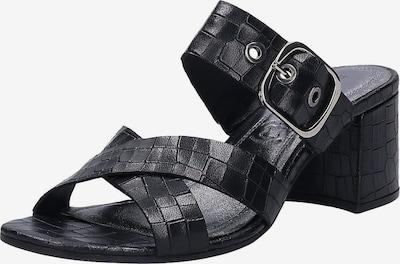 bugatti Pantolette 'Vaiana' in schwarz, Produktansicht