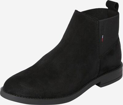 Ghete chelsea Tommy Jeans pe negru, Vizualizare produs