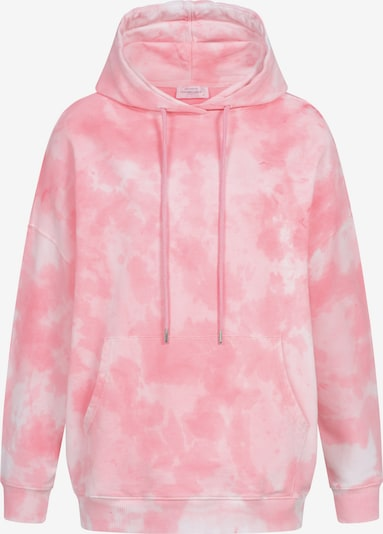Cotton Candy Sweatshirt 'PATUI' in pink / weiß, Produktansicht