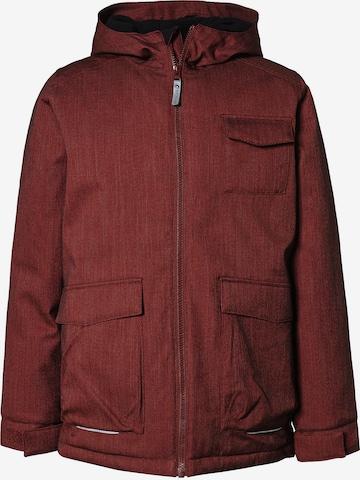ELKLINE Winterjacke in Rot