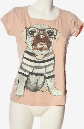 CHILLYTIME T-Shirt in M in nude, Produktansicht