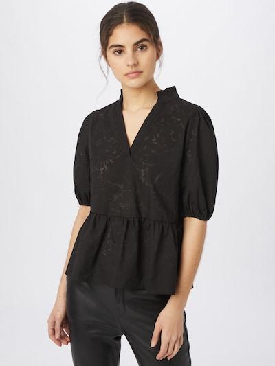 SELECTED FEMME Bluse 'Pernilla' in schwarz, Modelansicht