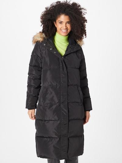 VILA Mantel 'Benetta' in schwarz, Modelansicht