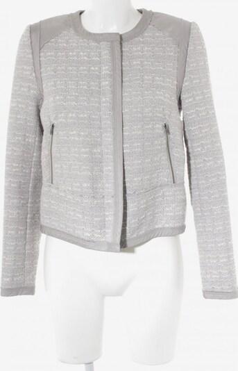 DAY Kurz-Blazer in S in grau / hellgrau / wollweiß, Produktansicht