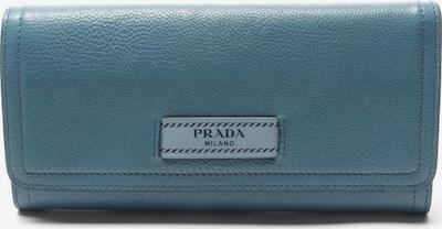 PRADA Geldbörse  in One Size in taubenblau, Produktansicht
