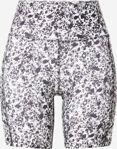 Pantaloni sport 'LEX' Marika pe negru / alb, Vizualizare produs