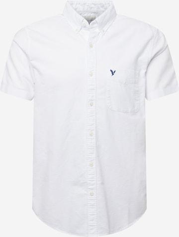 American Eagle Hemd in Weiß