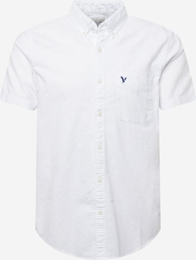 American Eagle Hemd in navy / weiß, Produktansicht