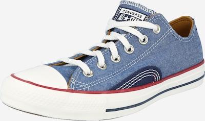 CONVERSE Sneaker 'CTAS OX' in navy / blue denim / offwhite, Produktansicht