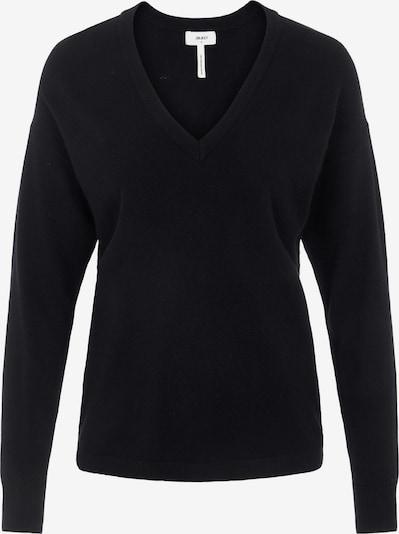 OBJECT Pullover 'Thess' in schwarz, Produktansicht