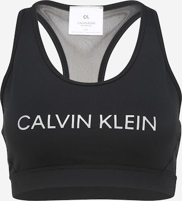 Calvin Klein Performance Sports-BH i svart