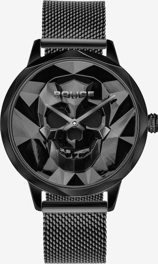POLICE Uhr in grau, Produktansicht