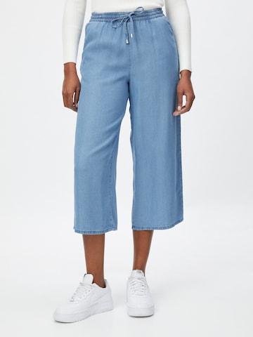 Jeans 'POPPY' de la ONLY pe albastru