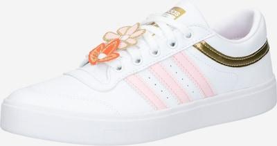ADIDAS ORIGINALS Sneaker 'BRYONY' in gold / pastellpink / weiß, Produktansicht