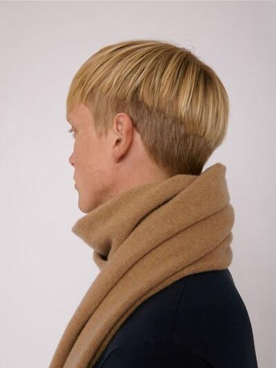Organic Basics Accessoires ' Kaschmir Schal ' in beige, Produktansicht