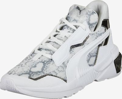 PUMA Sneaker 'Provoke XT Untamed' in hellgrau / dunkelgrau / weiß, Produktansicht