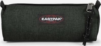 EASTPAK Etui in de kleur Donkergroen / Rood / Zwart / Wit, Productweergave